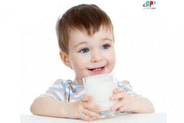 Trẻ 2 tuổi nên uống sữa gì để phát triển toàn diện?