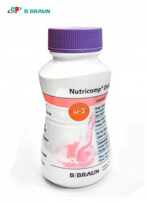 Sữa dinh dưỡng NUTRICOMP® DRINK PLUS STRAWBERRY 200ML (VỊ Dâu)