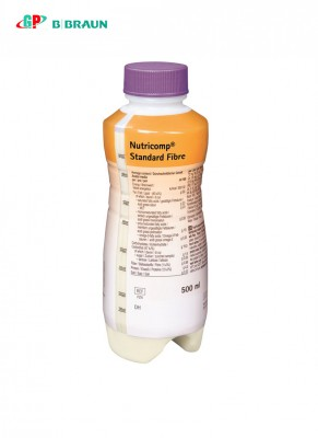 Sữa dinh dưỡng Y học NUTRICOMP®  STANDARD FIBRE NEUTRAL 500ML