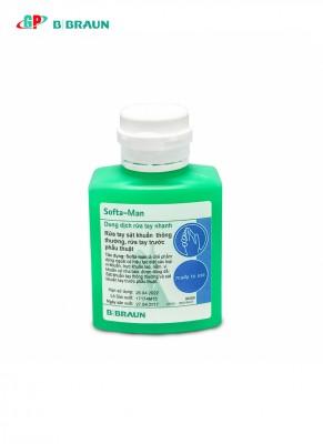 Nước rửa tay khô SOFTAMAN 100ml